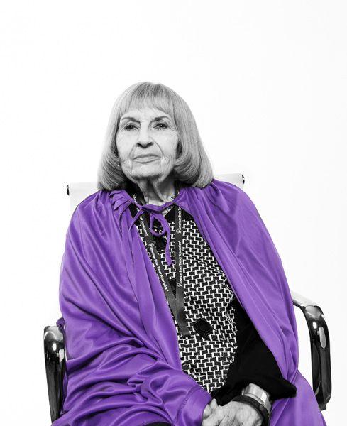 SUSAN NETCHIN KRAMER: ACTIVIST