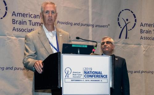 Jim Reilly, 2019 National Conference